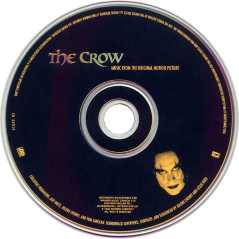 BSO_El_Cuervo_(The_Crow)--CD