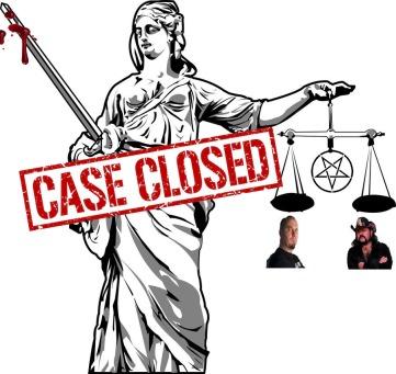 pantera case closed