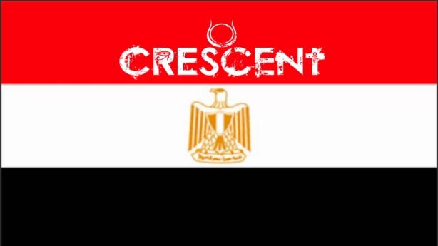 egypt crescent