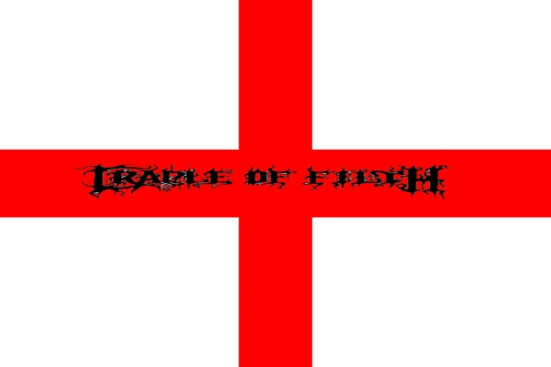 england cradle