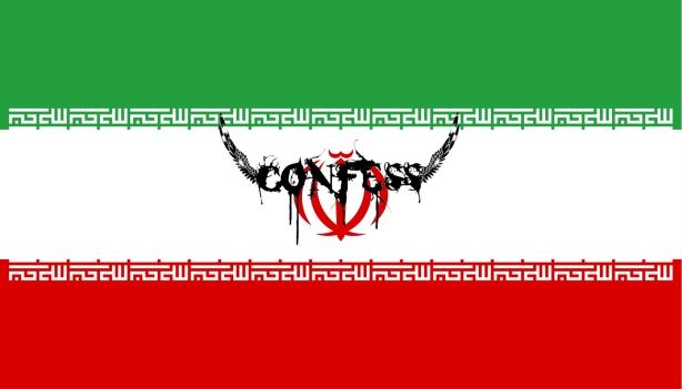 Iran Confess
