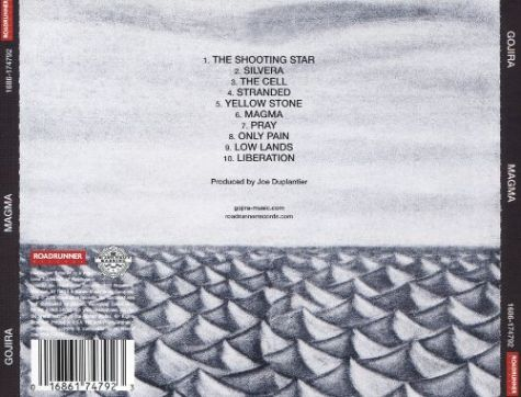 magma back cover