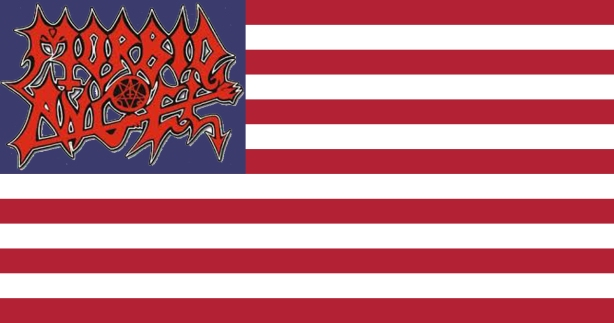 USA Morbid Angel