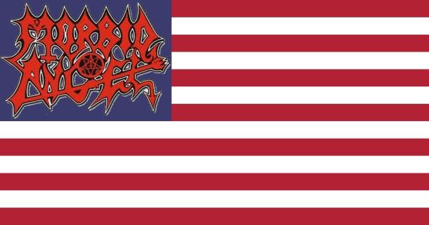 USA Morbid Angel