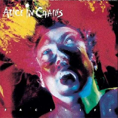 aliceinchains facelift