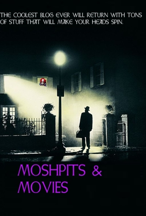 moshpits promo poster