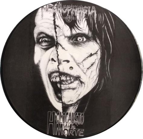 necrophagia vinyl