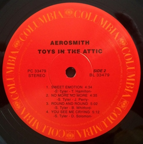 aerosmith toys