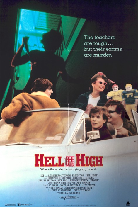 hell high poster