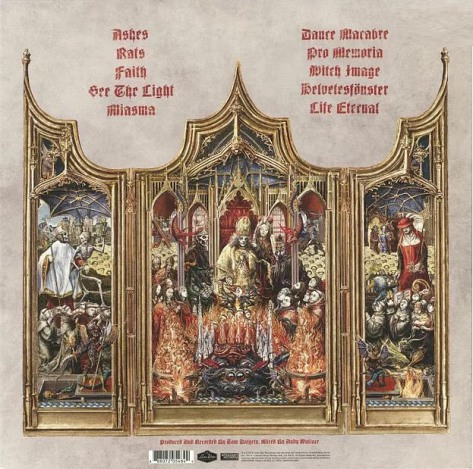 prequelle back cover