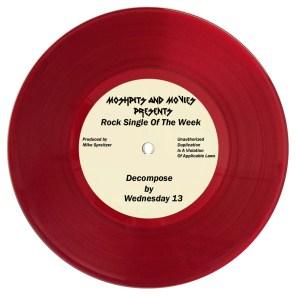 decompose vinyl