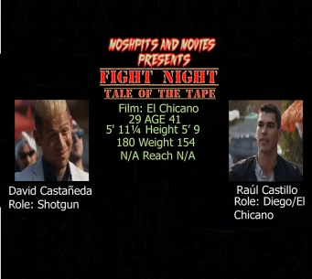 El Chicano Fight Card
