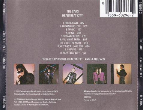 the-cars-heartbeat-city-6-cd