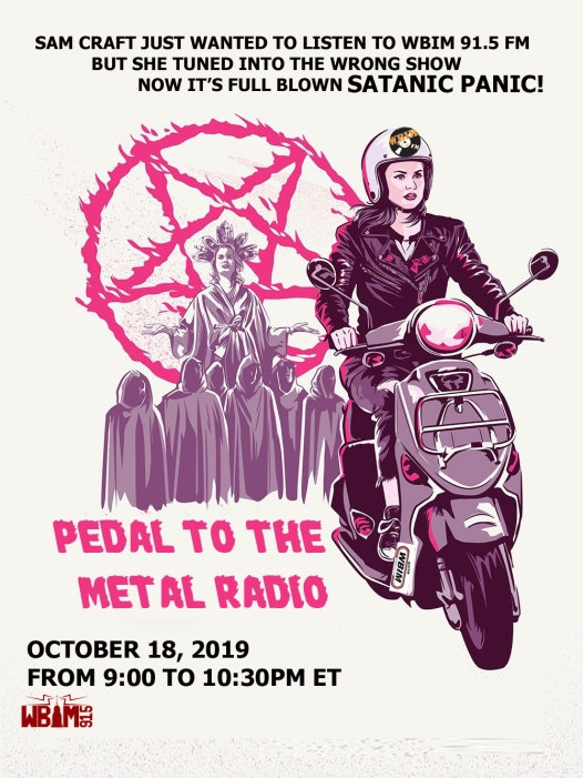 PEDAL TO THE METAL POSTER 6 PART 2 copy