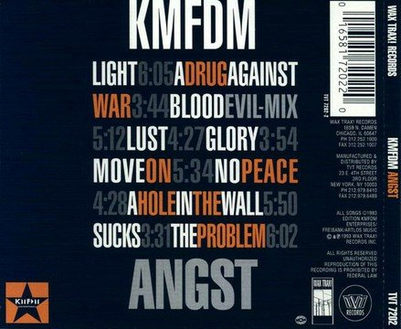 angst back cover
